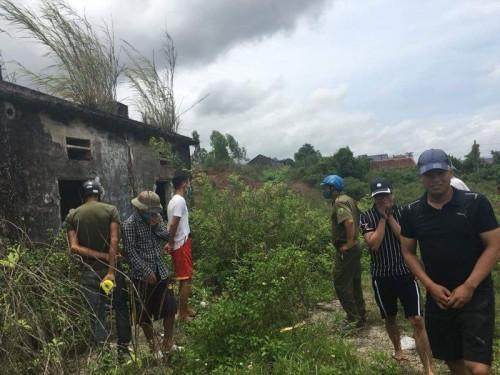 Quảng Ninh: Phát hiện thi thể đang phân hủy trong nhà bỏ hoang