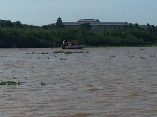 Đã tìm thấy thi thể đại úy công an mất tích trong vụ ca nô tông sà lan ở An Giang