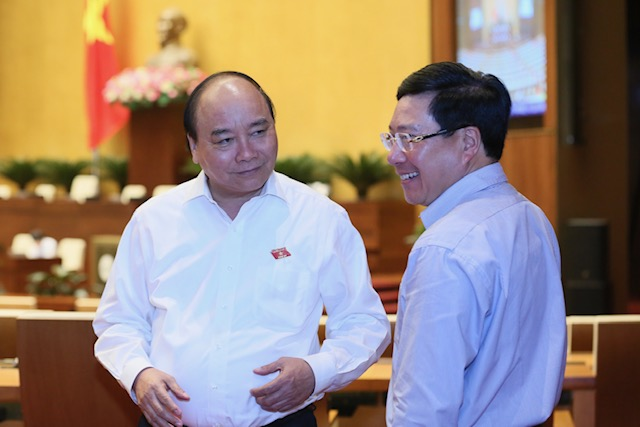 quoc hoi chat van bo truong bo cong an to lam