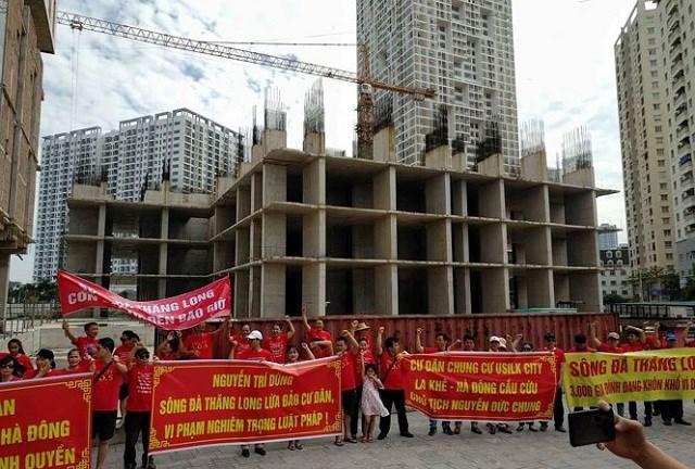 Bộ Xây dựng đưa giải pháp siết chặt quản lý vận hành sử dụng nhà chung cư
