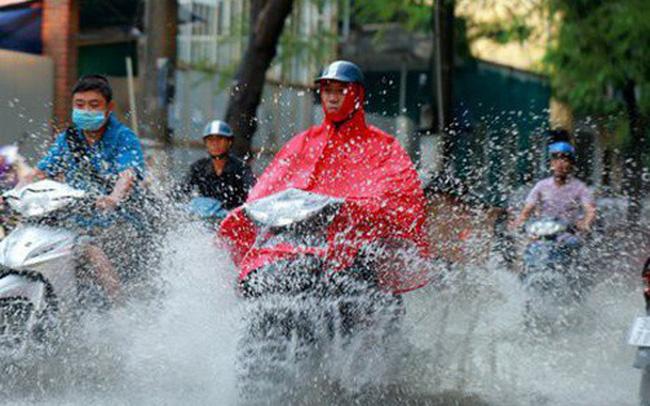 Dự báo thời tiết 13/6: Bắc Bộ đón đợt mưa giải nhiệt trong 3 ngày