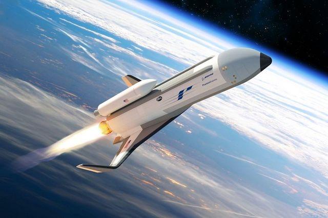 Sử dụng nhiên liệu 'xanh' cho tàu vũ trụ