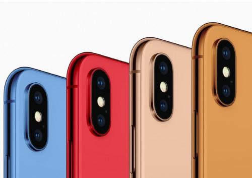 Apple ra mắt 'siêu phẩm' iPhone 9 với 5 màu sắc