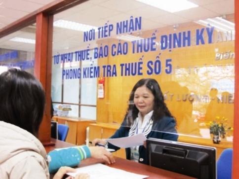 TP Hà Nội: Công khai danh sách 331 doanh nghiệp nợ thuế