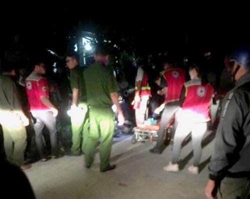 Tây Ninh: Đâm chết người rồi chạy về nhà cố thủ rồi dùng dao tự sát