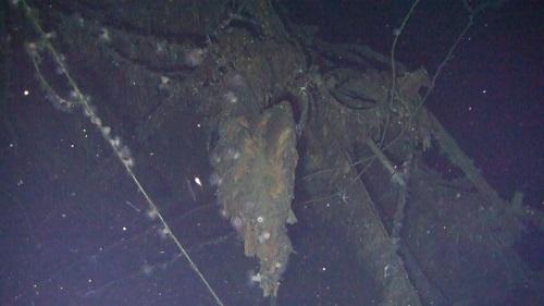 Con tàu kho báu của Nga chìm từ 113 năm trước bất ngờ được tìm thấy ở Hàn Quốc