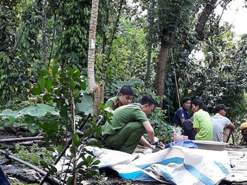 Đồng Nai: Gã con rể sát hại mẹ vợ vì không đòi được sính lễ đã ra đầu thú