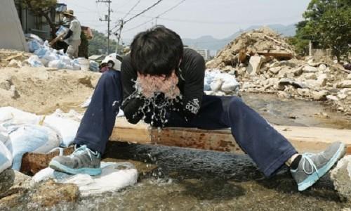 Nắng nóng ở Nhật Bản làm ít nhất 12 người thiệt mạng, 10.000 người phải nhập viện