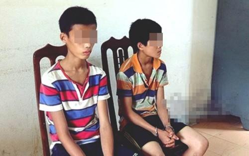 Hà Giang: 2 'sát thủ' nhí sinh năm 2003 lạnh lùng giết người cướp của