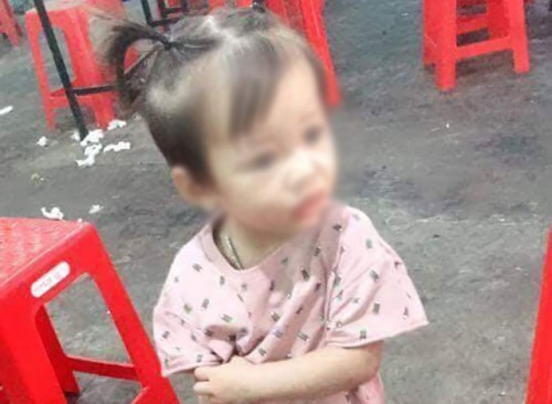 Hà Tĩnh: Bé gái 2 tuổi mất tích bí ẩn khi đang chơi ở sân nhà