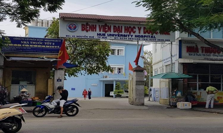 bo y te yeu cau lam ro thong tin san phu tu vong tai benh vien dai hoc y duoc hue