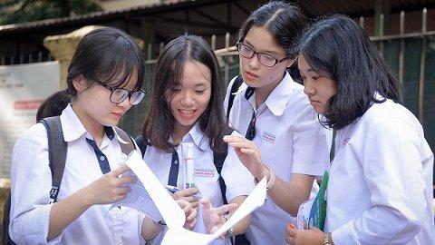 5 thi sinh dat diem 3030 trong ky thi thpt quoc gia 2019