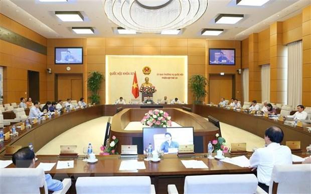 Kỳ họp thứ 8 Quốc hội khóa XIV dự kiến khai mạc ngày 21/10