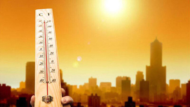 Từ 18/7, nắng nóng mở rộng ra các tỉnh Đông Bắc Bộ