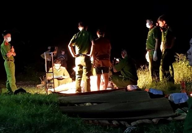 Vụ 4 thanh niên đuối nước tại sông Đà: Xác định danh tính các nạn nhân