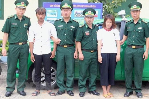 Bộ đội Biên phòng bắt giữ một số đối tượng buôn bán trẻ sơ sinh từ Việt Nam sang Trung Quốc