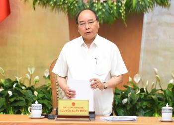 thu tuong khong thay doi cac chinh sach kinh te tai chinh trong nam 2018