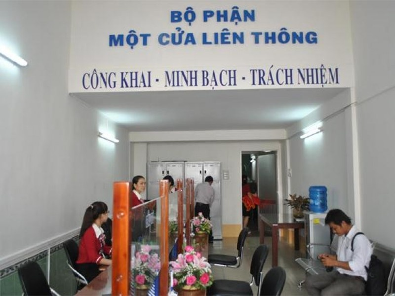 chinh phu ban hanh ke hoach trien khai co che mot cua mot cua lien thong