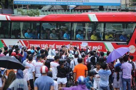 Hôm nay 11/8, đội tuyển Olympic Việt Nam sẽ lên đường dự ASIAD 18