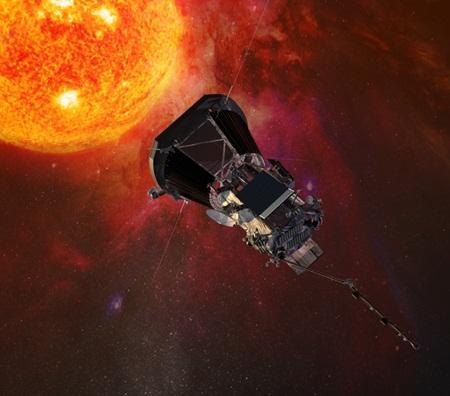 NASA phóng thành công tàu thăm dò Mặt Trời Parker
