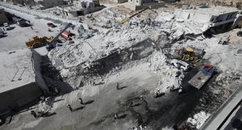 syria it nhat 39 nguoi thiet mang trong vu bo kho vu khi tai tinh idlib