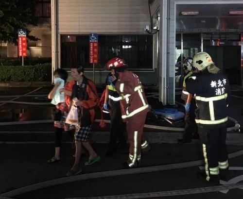 Ít nhất 9 người thiệt mạng trong vụ cháy tại bệnh viện ở Đài Loan