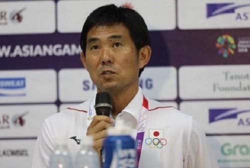 HLV Nhật Bản nói gì sau thất bại trước Olympic Việt Nam?