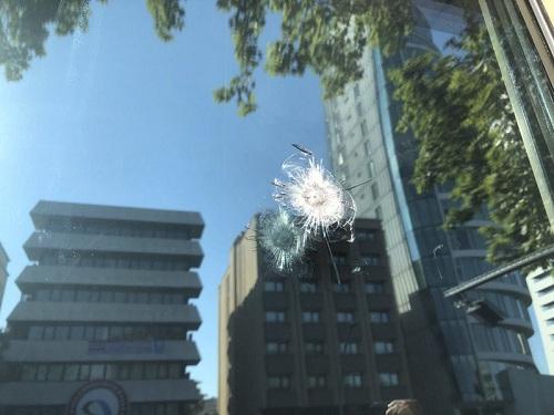 Tay súng lạ mặt bắn nhiều phát đạn vào đại sứ quán Mỹ ở Thổ Nhĩ Kỳ