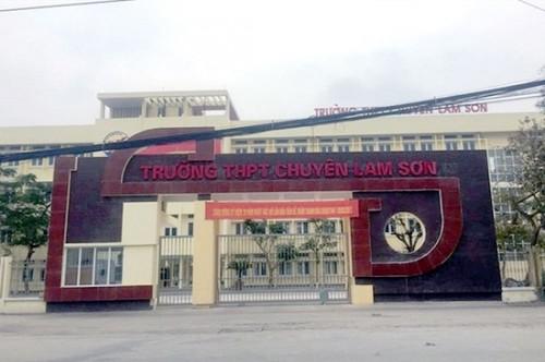 Tuyển sinh lớp 10 tại Thanh Hóa: Sau phúc khảo, 7 thí sinh từ trượt thành đỗ vào trường chuyên