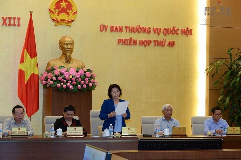 chuong trinh giam sat nam 2020 cua uy ban thuong vu quoc hoi