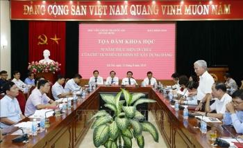 Di chúc Bác Hồ: Tầm nhìn vượt thời gian về xây dựng Đảng