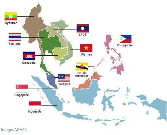 ASEAN là đối tác thương mại lớn nhất của Thái Lan