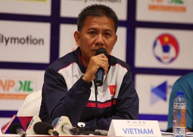HLV Hoàng Anh Tuấn từ chức sau thất bại trước U18 Campuchia