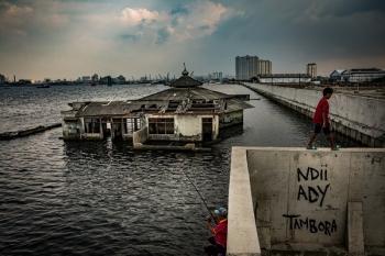 Jakarta: Thủ đô của Indonesia đang chìm với tốc độ chóng mặt