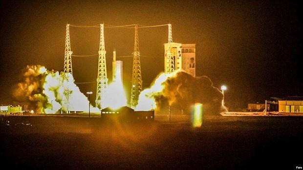 Iran có dấu hiệu chuẩn bị phóng vệ tinh