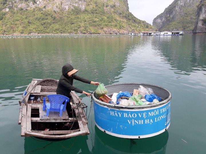 Vịnh Hạ Long nói không với đồ nhựa dùng một lần từ 1/9