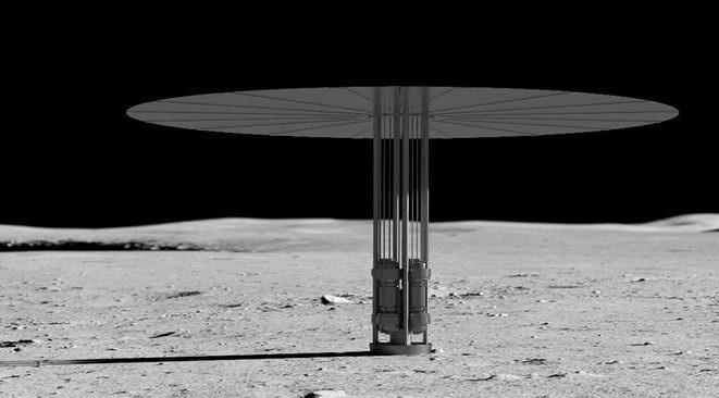 Mỹ sắp đưa lò phản ứng hạt nhân vào không gian