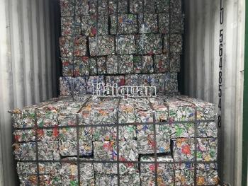 Xuất lậu 5 container nhôm phế liệu đội lốt gốm đất nung