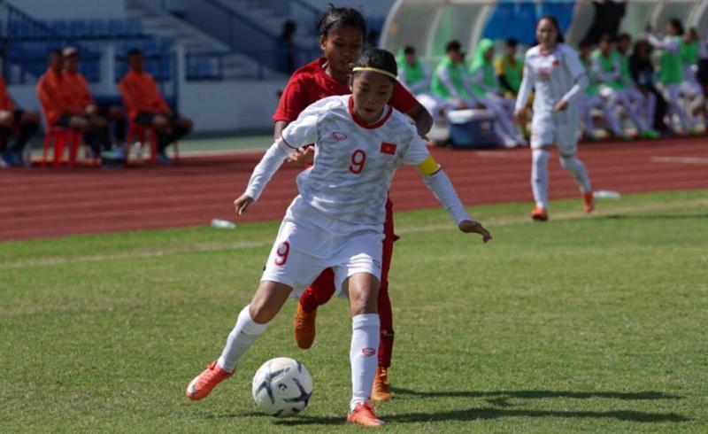 Giải vô địch Đông Nam Á: Tuyển nữ Việt Nam nhất bảng B