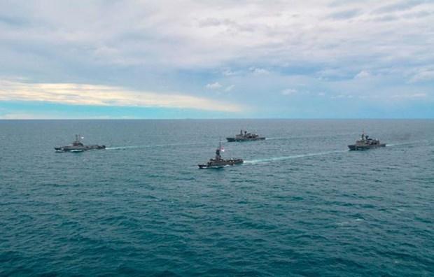 Việt Nam sẽ tham gia cuộc diễn tập hàng hải ASEAN-Hoa Kỳ