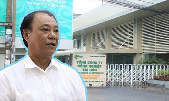 Cựu Tổng Giám đốc SAGRI Lê Tấn Hùng bị khởi tố thêm tội tham ô tài sản