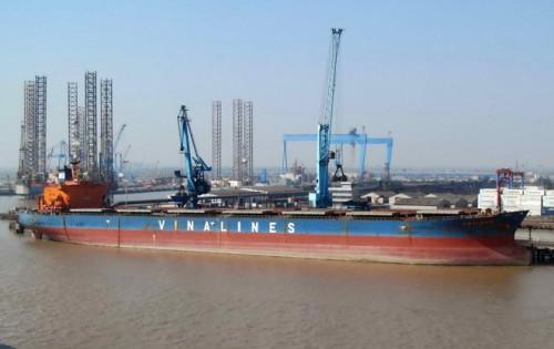 Phiên IPO đầu tiên, Vinalines bán hơn 5 triệu cổ phần