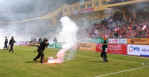 CLB Hà Nội nhận án phạt ngay sau khi vô địch V.League