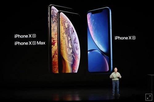 Apple trình làng 3 mẫu điện thoại thông minh mới nhất