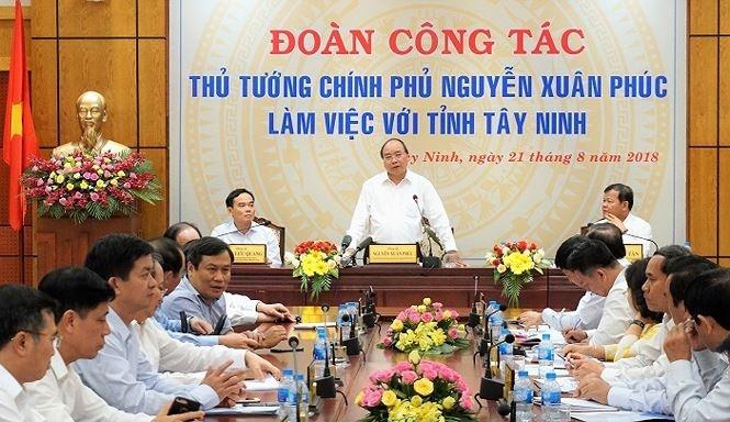 Tây Ninh phát triển du lịch là ngành kinh tế quan trọng