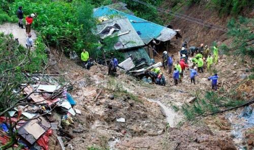 Philippines: Ít nhất 59 người đã thiệt mạng vì siêu bão Mangkhut