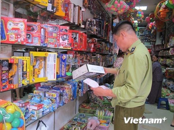 Hà Nội xử lý 2.610 vụ buôn lậu, gian lận thương mại trong tháng 8