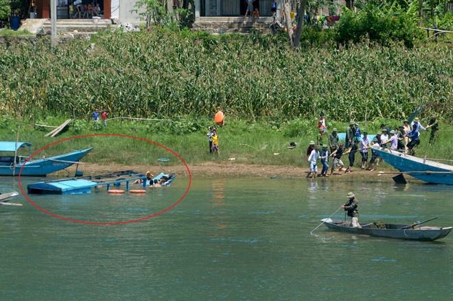 Tìm thấy thi thể thanh niên mất tích trong vụ ghe chở du khách ở Vũng Tàu bị lật