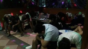 hai phong dot kich karaoke zone 9 phat hien hang chuc dan choi dang mo tiec ma tuy