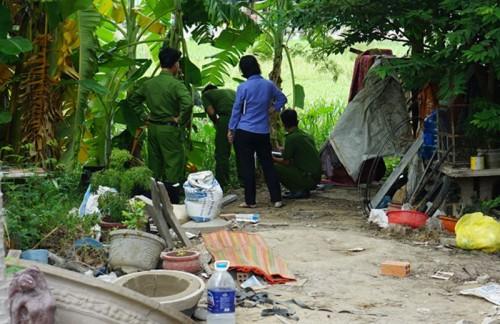 Sóc Trăng: Bắt khẩn cấp nghi phạm trong vụ phát hiện thi thể người phụ nữ trong lu nước